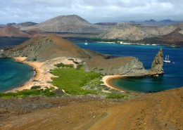 Landscape of Galapagos, image by Chris Hall
